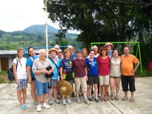 Voyage au Mexique Coopération missionnaire